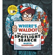 Where's Waldo? the Spectacular Spotlight Search (Hardcover)