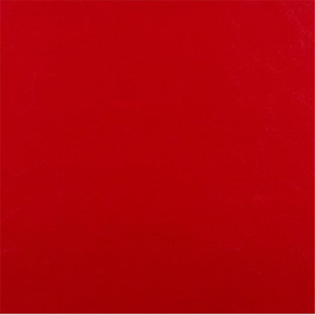 Designer Fabrics G745 54 in  Wide , Red, Solid Outdoor Indoor Marine Vinyl  Fabric