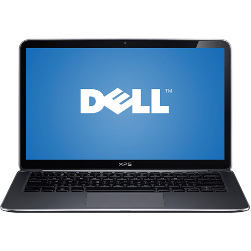 """Dell Silver Anodized Aluminum 13.3"""" XPS 13 XPS13R2-1100sLV Ultrabook PC with Intel Core i7-3537U Processor and Windows 8 Operating System"""