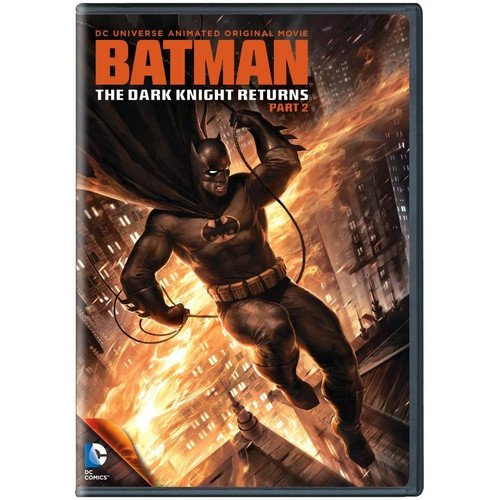 DC Universe: Batman - The Dark Knight Returns Part Two (Anamorphic Widescreen)