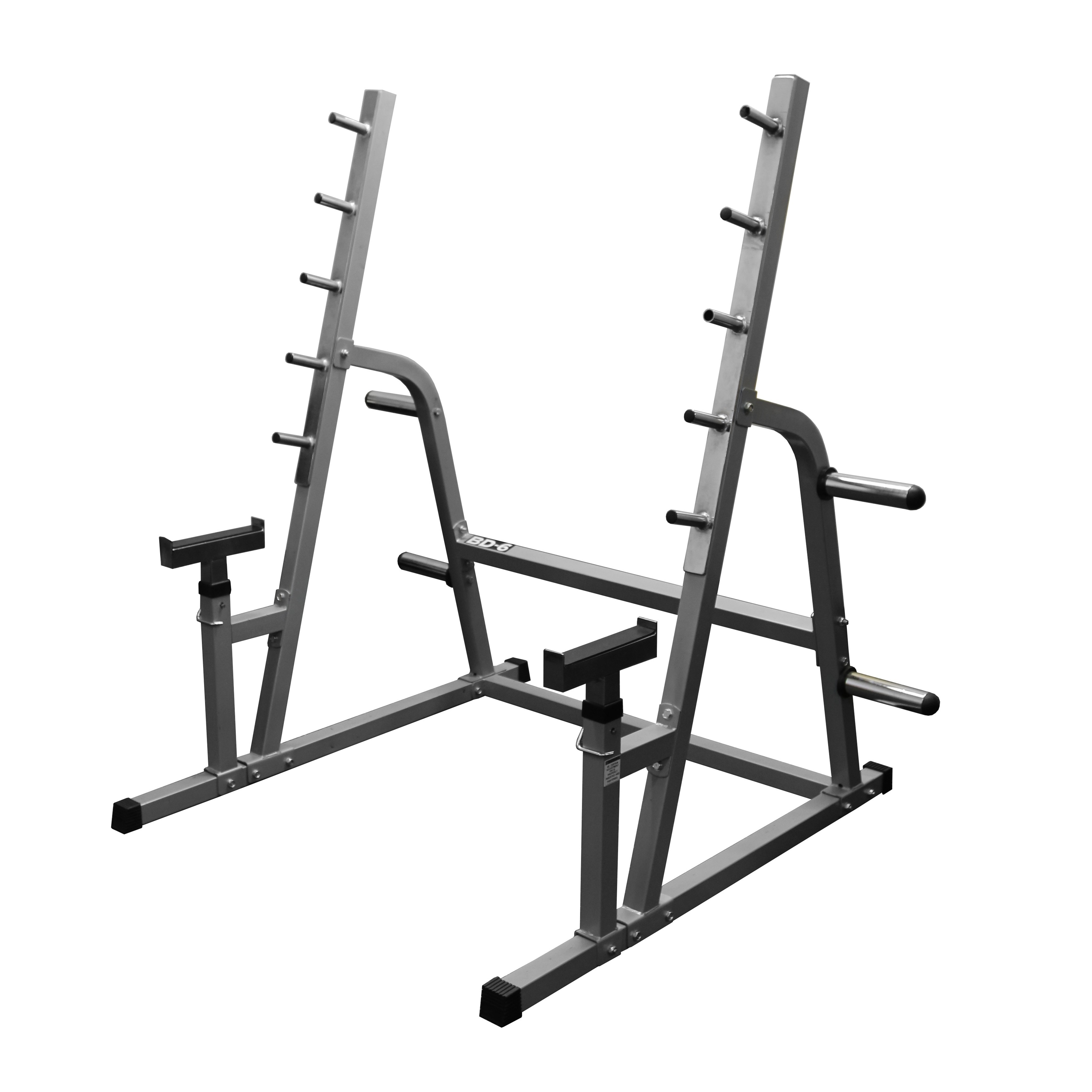 Valor Fitness  BD-6 Safety Squat/ Bench Combo Rack