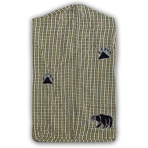 Patch Magic Bear Country Cotton Diaper Stacker