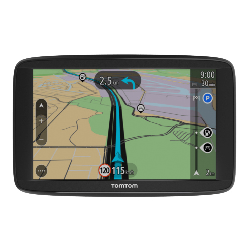 TomTom VIA 1625M 6-inch Automotive GPS w/ Lifetime TomTom Maps