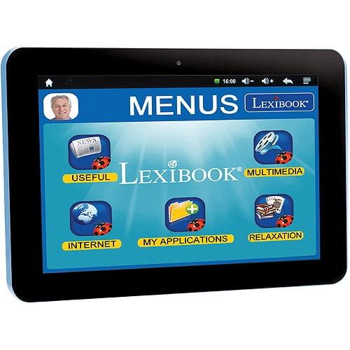 "Lexibook Serenity Ultra 8"" Tablet 8GB Memory Dual Core"