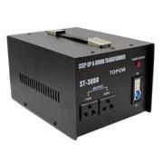 3000W Watt 110 to 220 Electrical Power Voltage Converter Transformer 220 to 100