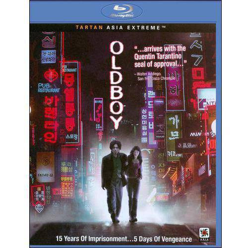 Oldboy (Korean) (Blu-ray)