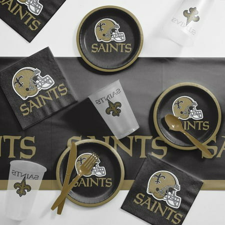 New Orleans Saints Tailgating Kit - New Orleans Saints Halloween Decorations
