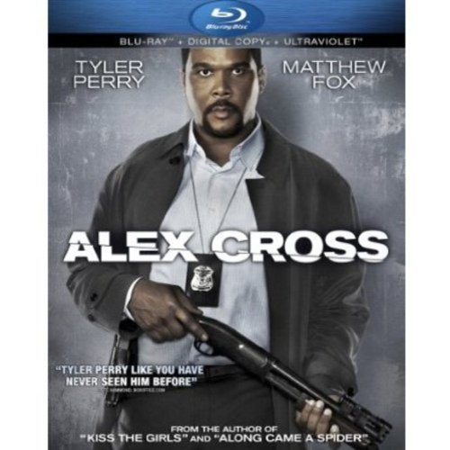 Alex Cross (Blu-ray) (With INSTAWATCH) (Widescreen)