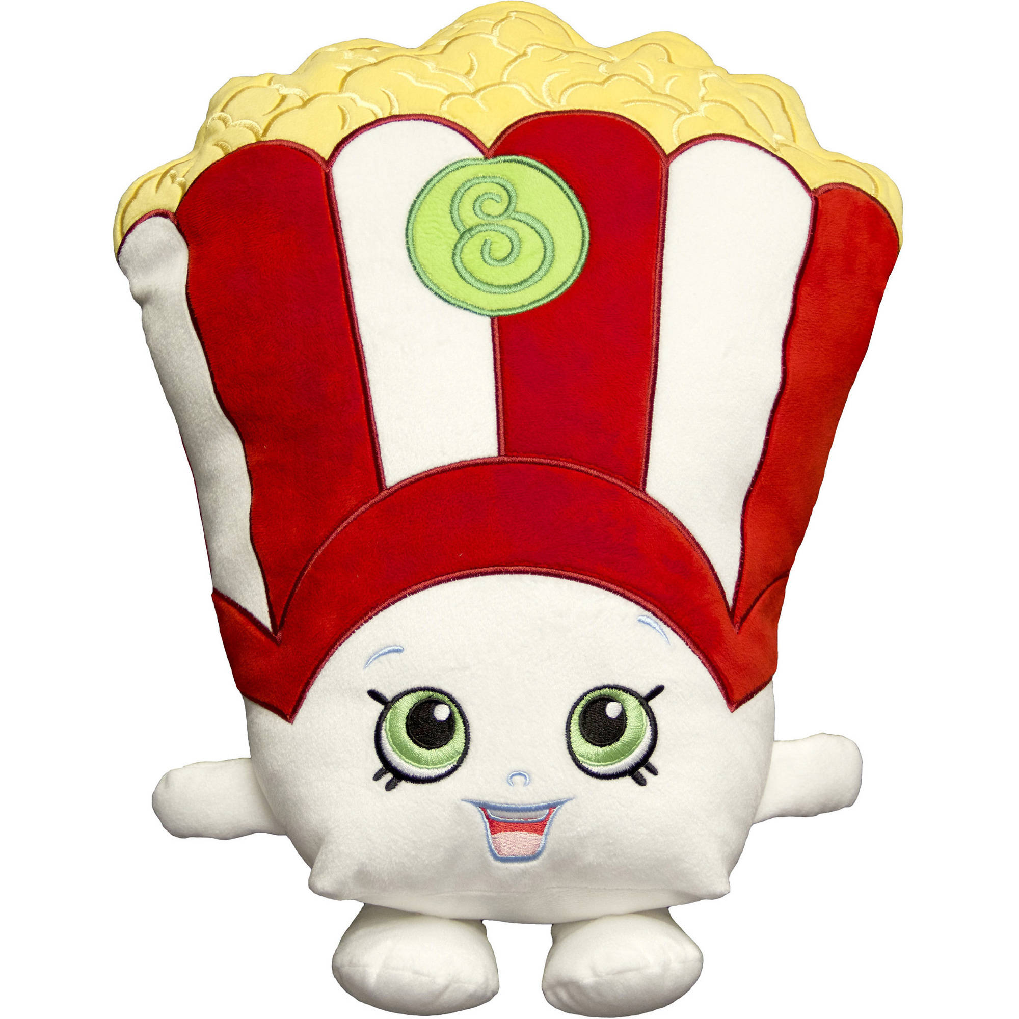 "Shopkins Poppy Corn Pillowbuddy, Polyester, 16"" x 12"" Online Only"