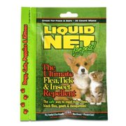 Liquid Fence Net Insect Pet Repellent, Includes 30 Count Reseable Towelette Pack Multi-Colored
