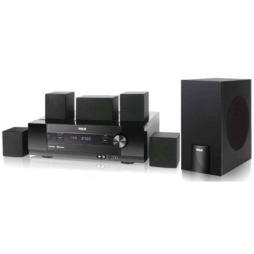 RCA 1000W Home Theater System with Receiver