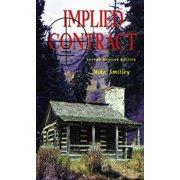 Implied Contract - eBook
