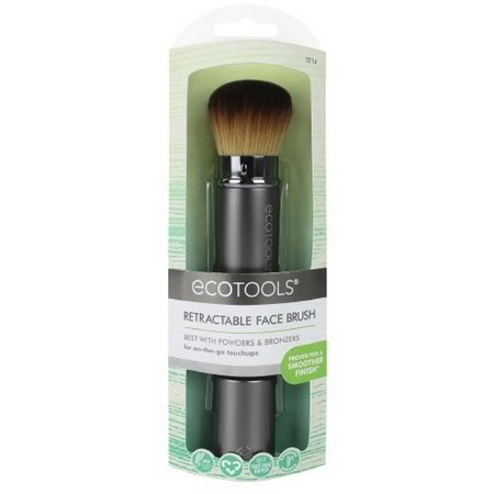 Retractable Face Brush - EcoTools Retractable Face Brush 1 ea (Pack of 3)