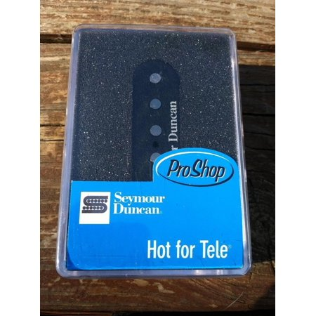 Seymour Duncan STL-2 Hot Lead Tele PICKUP Bridge for Fender Telecaster - (Best Telecaster Pickups For Country)