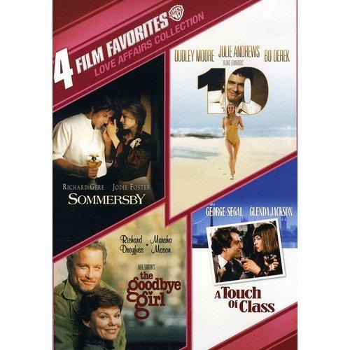 4 FILM FAVORITES-LOVE AFFAIRS (DVD/2 DISC)