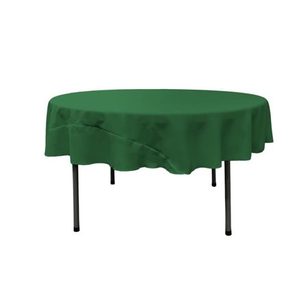 Astonishing Tcpop72R Greenemp32 Polyester Poplin Tablecloth Emerald Green 72 In Round Evergreenethics Interior Chair Design Evergreenethicsorg