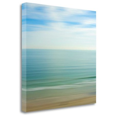 Tangletown Fine Art Seacoast 17 Graphic Art Print On Wrapped Canvas