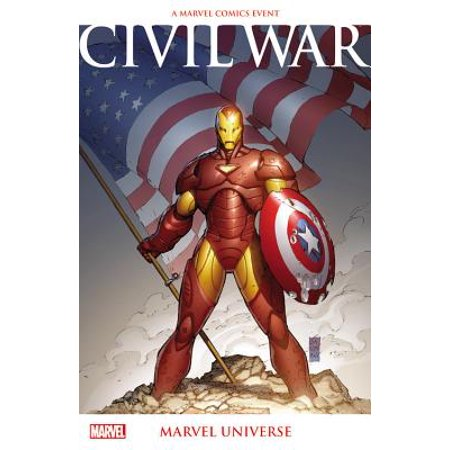 Civil War : Marvel Universe (New Printing)
