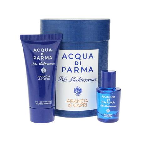 Acqua Di Parma 'Blu Mediterraneo Arancia Di Capri' 2 Pieces (Acqua Di Parma Magnolia Nobile Gift Set)
