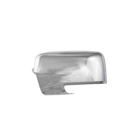 Cci 2013-2014 Dodge Ram Chrome Mirror Covers W/Turn Signals Ccimc67496