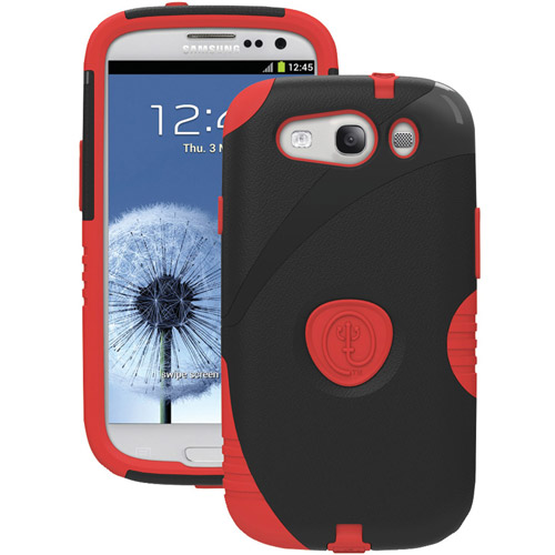 Samsung Galaxy S III Trident Cases Red