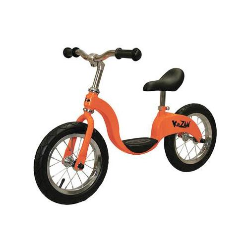 Kazam Kids Steel Balance Bike (Orange)