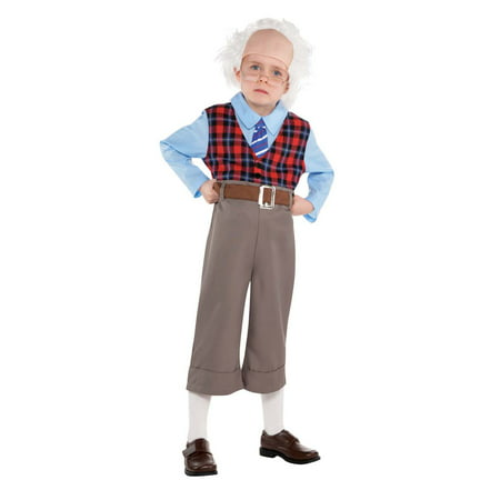 Funny Simple Mens Halloween Costumes (Old Geezer Boys Child Funny Grandpa Halloween)