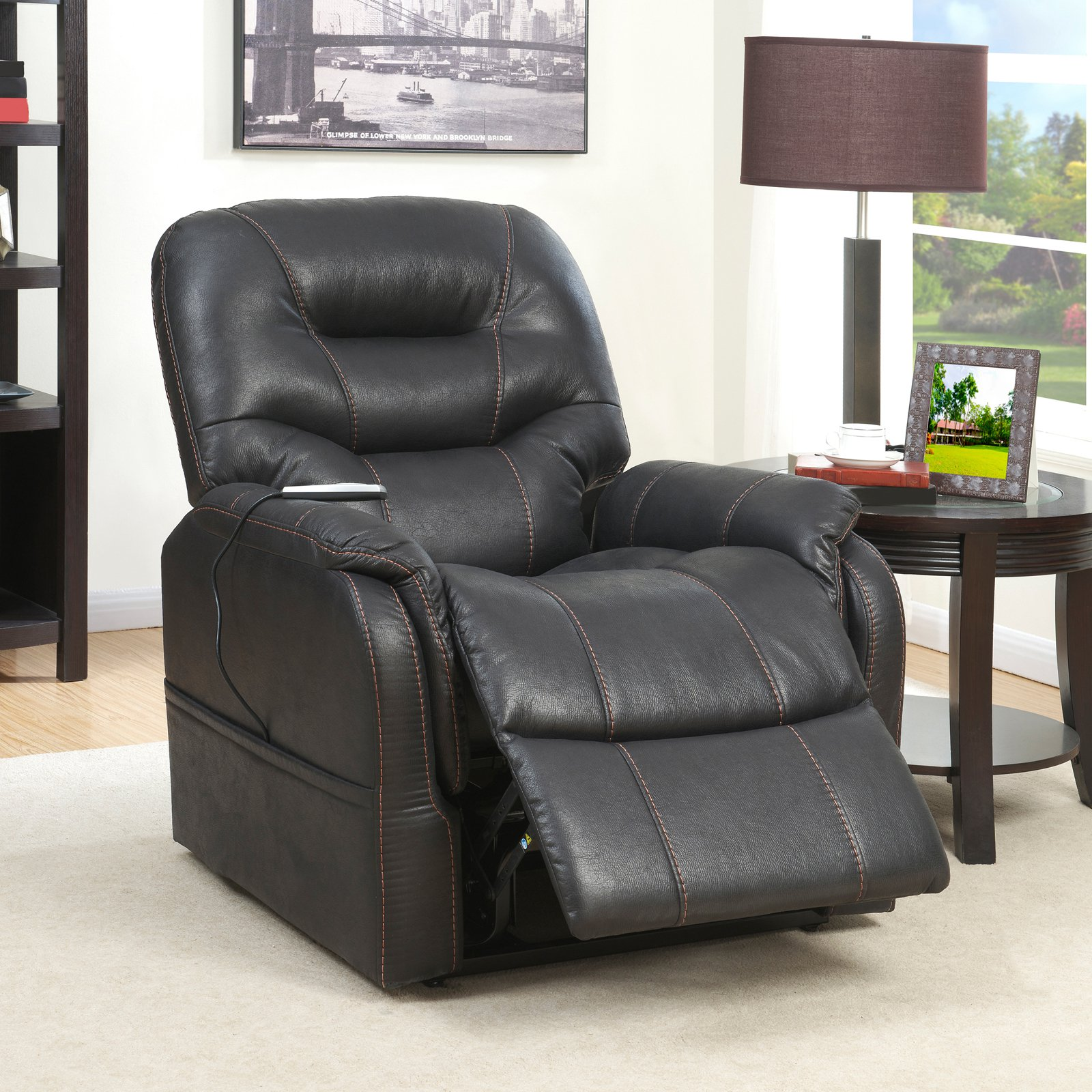 golden lift chair. Prime Resources Heat And Massaging Lift Chair In Badlands Eclipse Golden