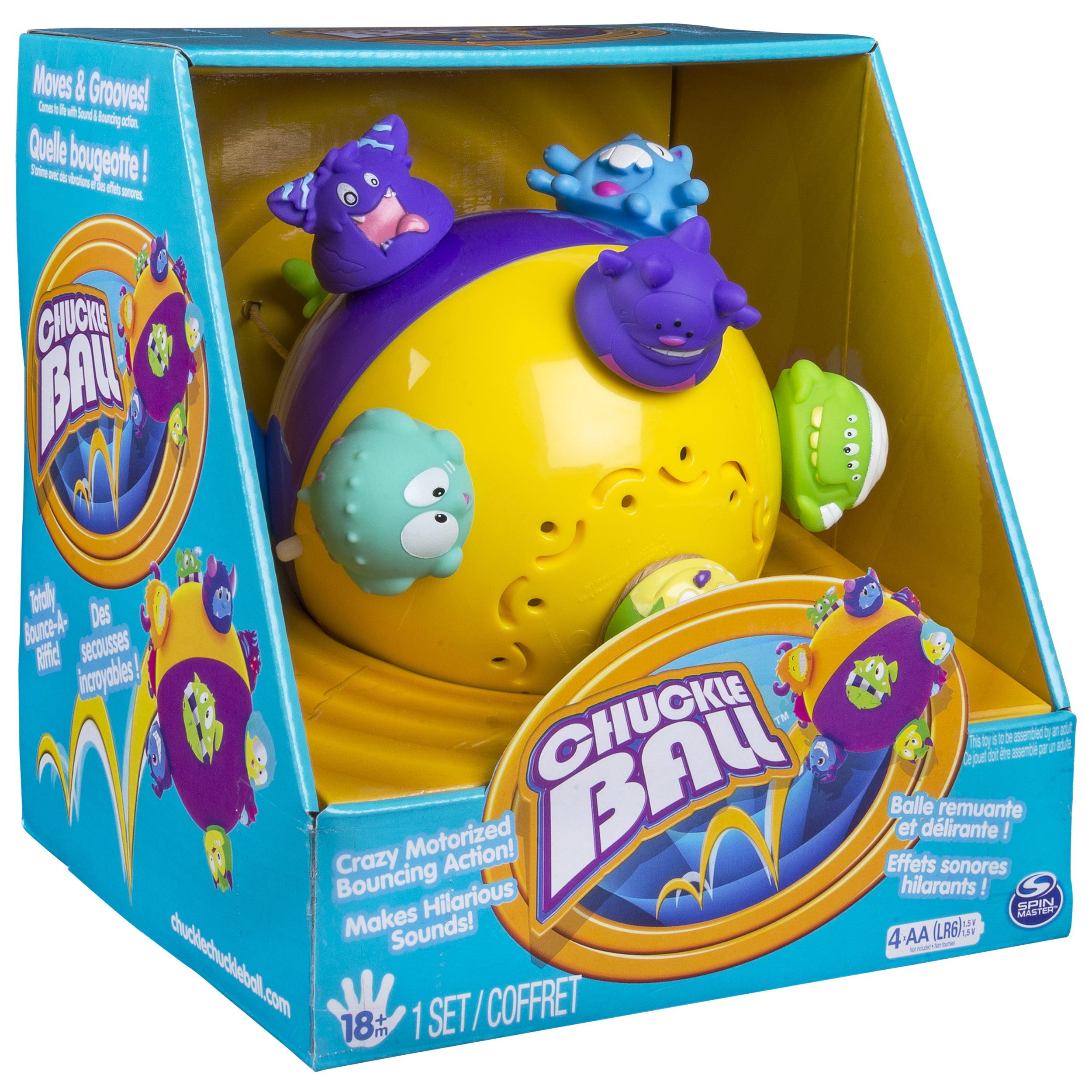 Chuckle Ball, Bouncing Sensory Developmental Ball - Walmart.com