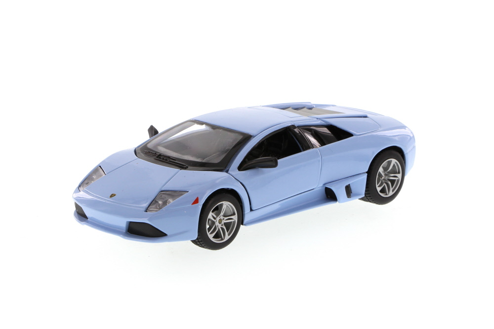 Lamborghini Murcielago, Light Blue Maisto 34292 1 24 Scale Diecast Model Toy Car (Brand... by Maisto