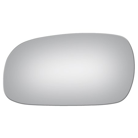 Burco 2879 Driver Side Power Replacement Mirror Glass for 1991-2005 Acura NSX