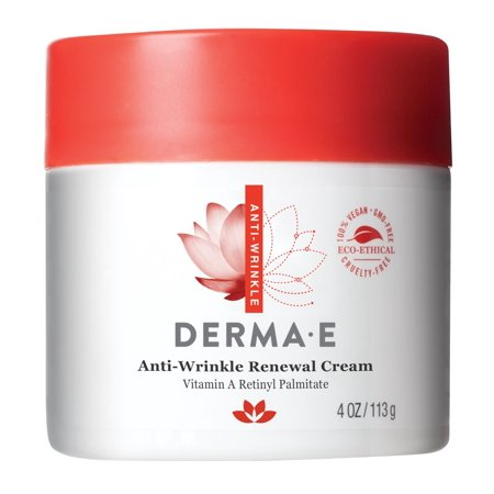 Derma Anti-Wrinkle Vitamin A Retinyl Palmitate Creme Moisturizer 4 oz ()