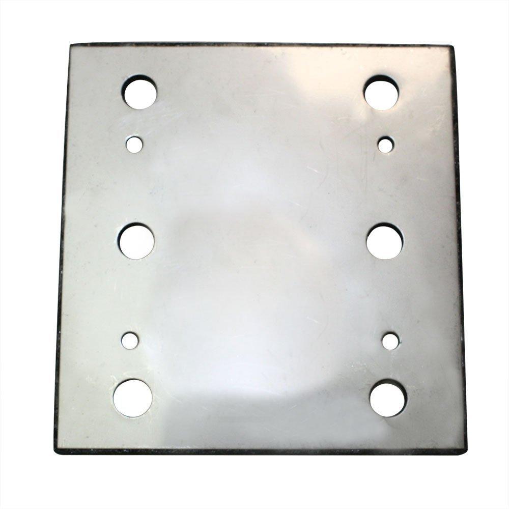 Superior Pads and Abrasives SPD19-k Sanding Pad Service Kit PSA 1//4 Sheet Replaces Milwaukee p//n 14-67-0275 Ridgid 200202538 2 per pack