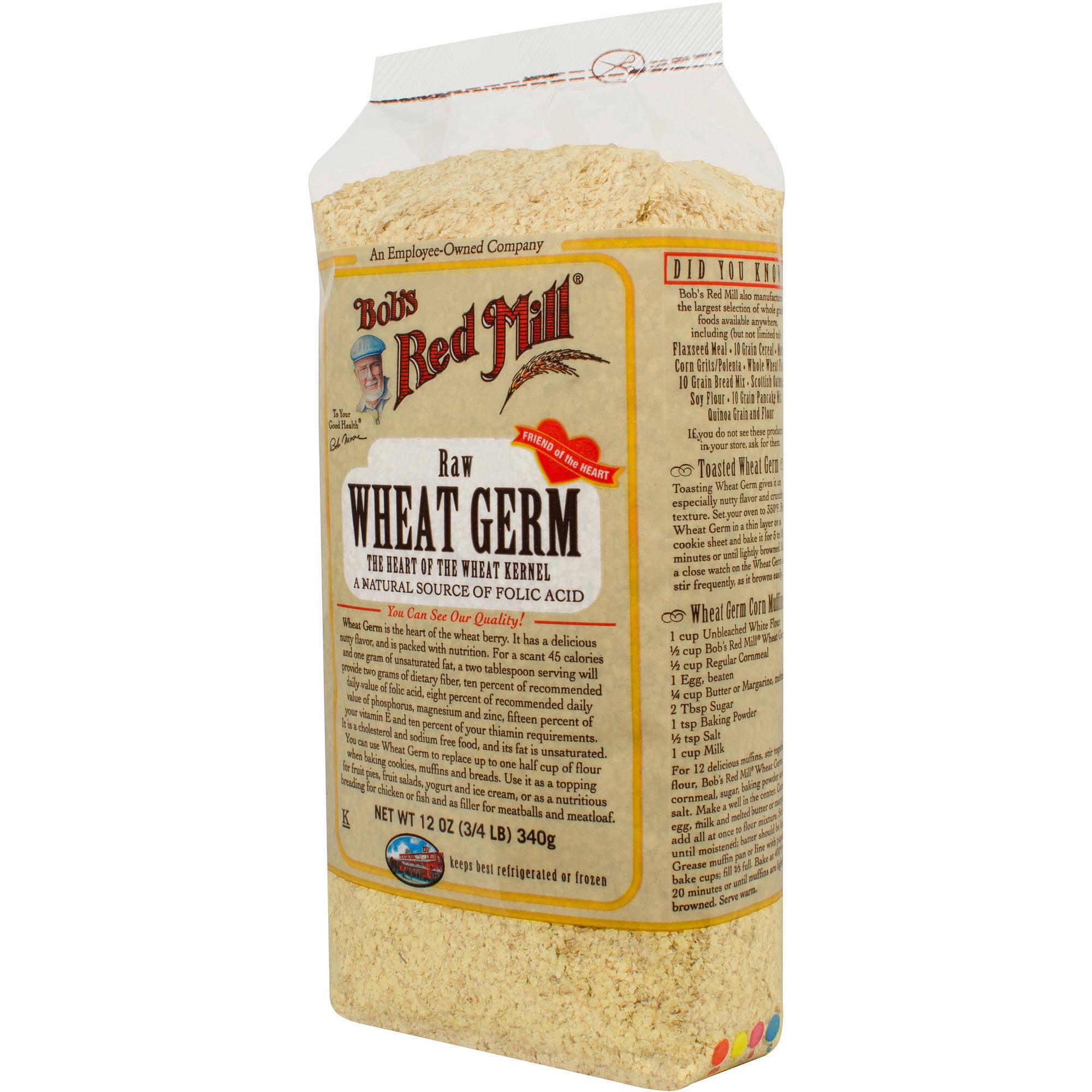 Wheat Germ Free Foods