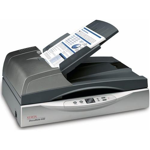 Xerox Documate 632 Sheetfed Scanner - 48 Bit Color - 16 Bit Grayscale - Usb (xdm6325d-wu)
