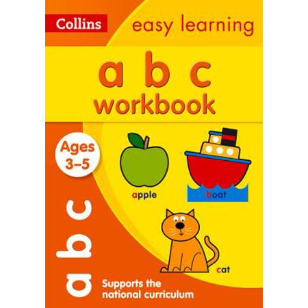 ABC Workbook: Ages 3-5](Abc Halloween Contest)