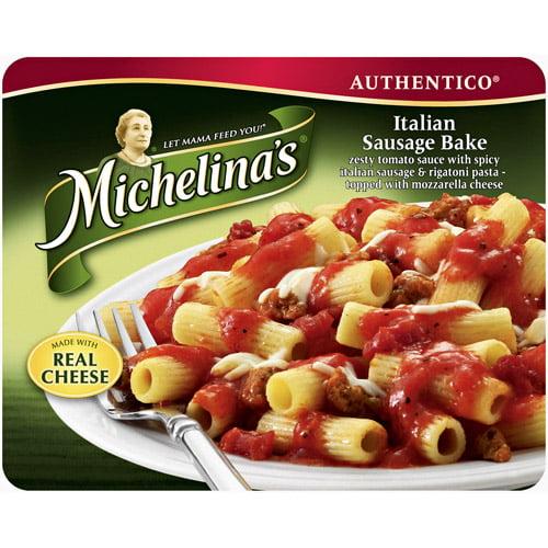 Michelina's Authentico Italian Sausage Bake