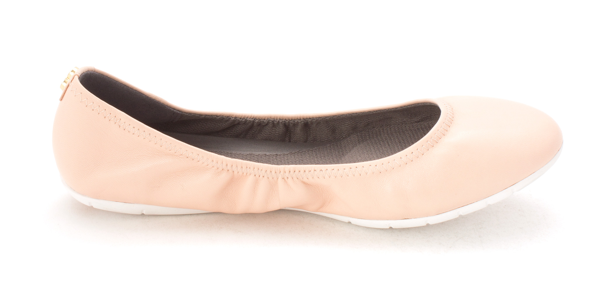 Cole Haan Womens Lynnesam Closed Toe Ballet Flats, Pink, Size 6.0