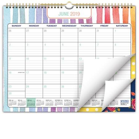 Angel Calendar Print (2019-2020 Wall Calendar Academic Year -)
