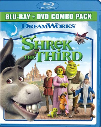 Shrek The Third Blu Ray Dvd Walmart Com Walmart Com