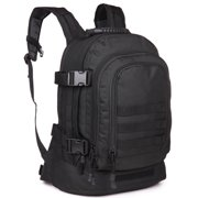 39 - 64 L Outdoor 3 Day Expandable Tactical Backpack Military Sport Camping Hiking Trekking Bag School Travel Gym Carrier