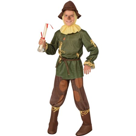 Halloween Scarecrow Makeup (Scarecrow Boys Child Halloween)