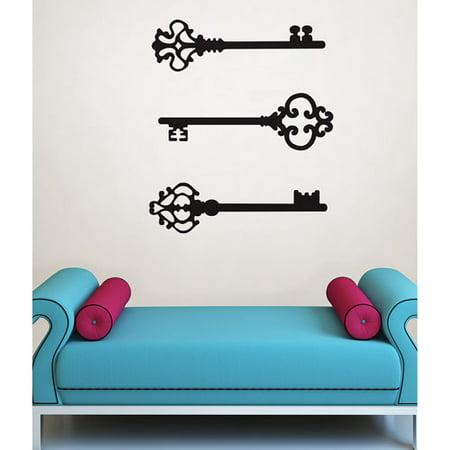 WallPops Keys to My Heart Wall Art Decals