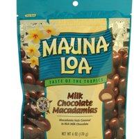 Mauna Loa Milk Chocolate Macadamias, 6 Oz.