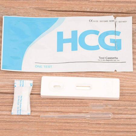 10pcs Early Pregnancy Test Strip Card Pregnancy Test Pen Ovulation Test