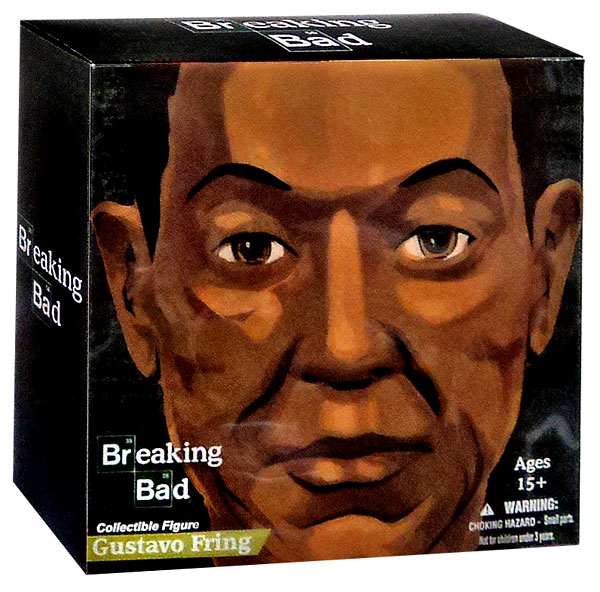 Breaking Bad Gus Fring Action Figure [Burned Face]