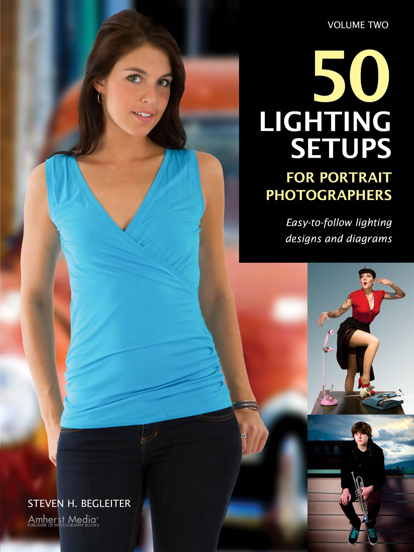 50 Lighting Setups For Portrait Photographers  Easy