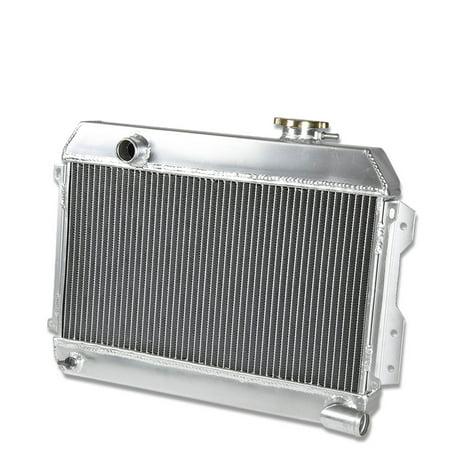 For 1968 to 1973 Datsun 510 Full Aluminum 3 -Row Racing Radiator - SRL311 / SR / 521 PICKUP 1.6 l4 69 70 71 -