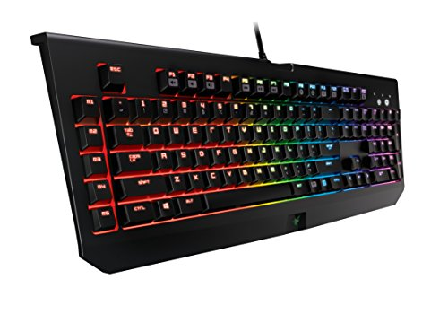 Razer BlackWidow Chroma Clicky Mechanical Gaming Keyboard by Razer Inc.