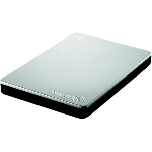 1TB BACKUP PLUS USB 3.0 FOR SLIM MAC TITANIUM SILVER